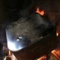 Fabrication de charbon de bois